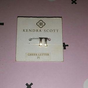 Kendra Scott greek letter charm